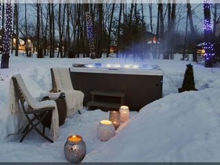 Winter set-up-Spa
