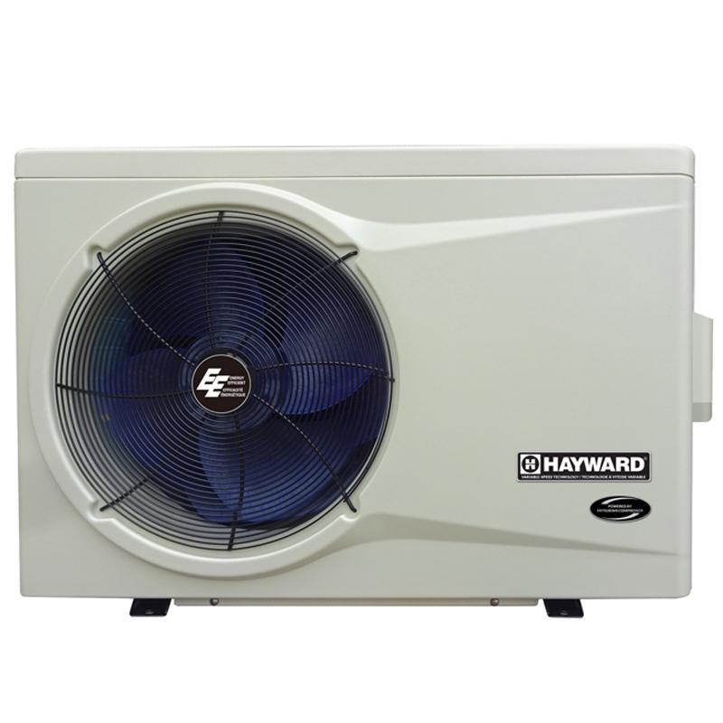 Thermopompe vitesse variable de hayward ee for Chauffe piscine hayward